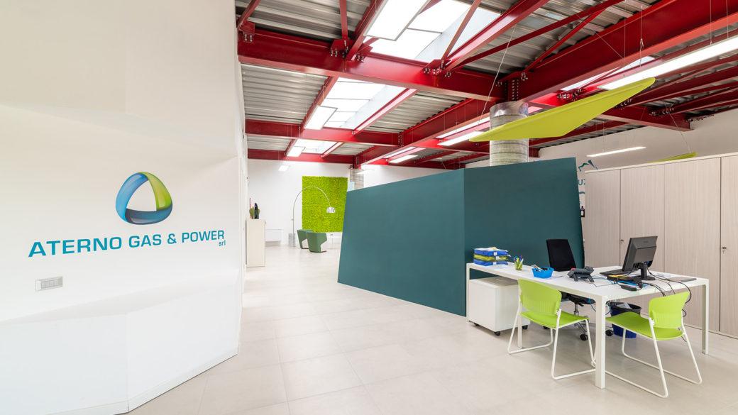 Nuova sede di Aterno Gas & Power