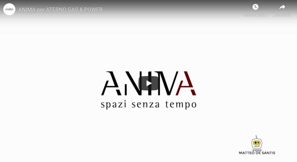ANIMA per ATERNO GAS & POWER