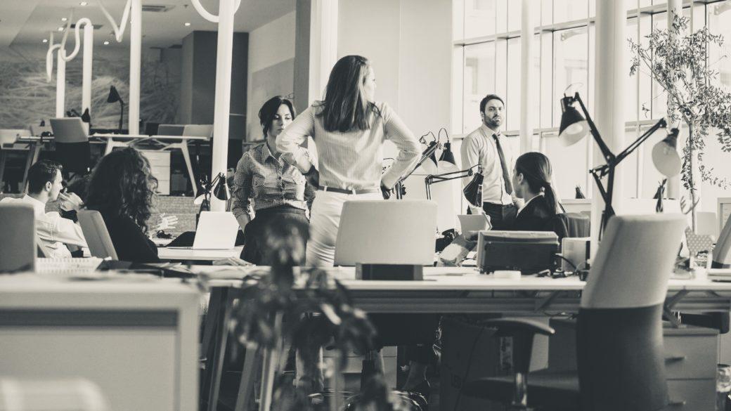 L'ufficio, un hub culturale che sopravviverà al Covid